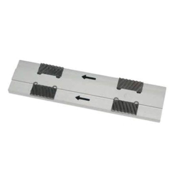 SKS TUNGSTEN FEILE PROFESSIONELL M 2nd-Cut Hartmetallfeile 100mm