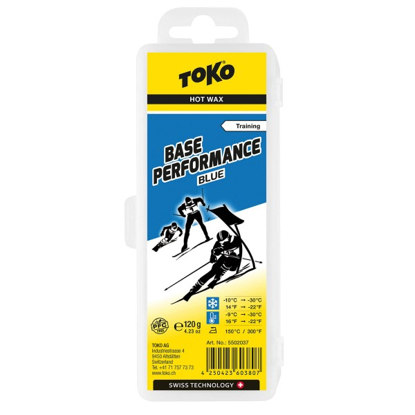 Toko Base Performance blau 120g