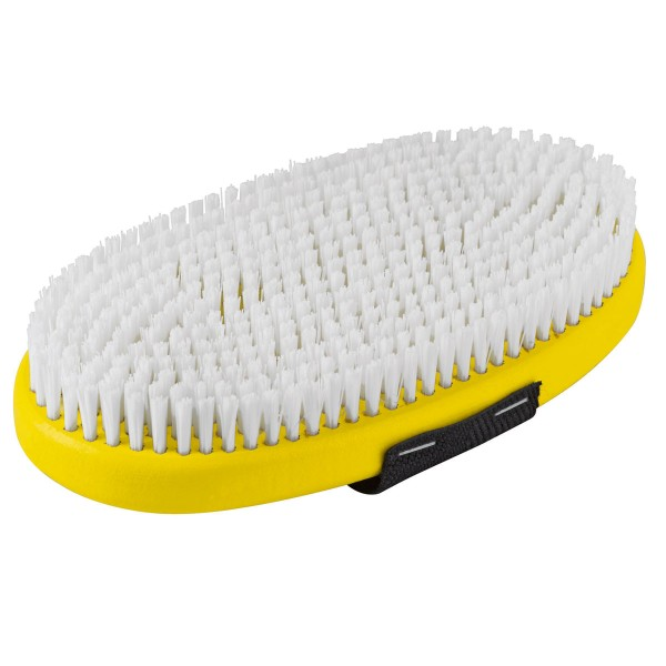 Toko BASE BRUSH NYLON OVAL Wachsbürste