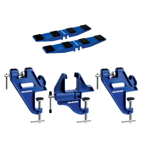 Holmenkol ALL-IN-ONE 2.0 Ski- und Boardspanner 5-teilig 0/60/90°
