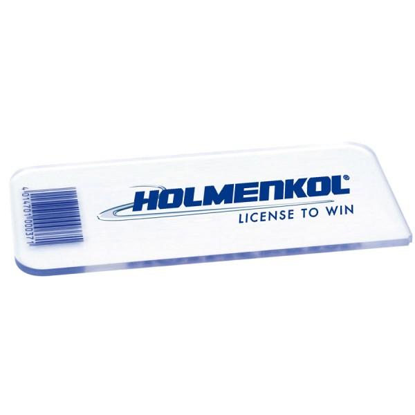 Holmenkol Wachs Abziehklinge PLEXIKLINGE 3mm