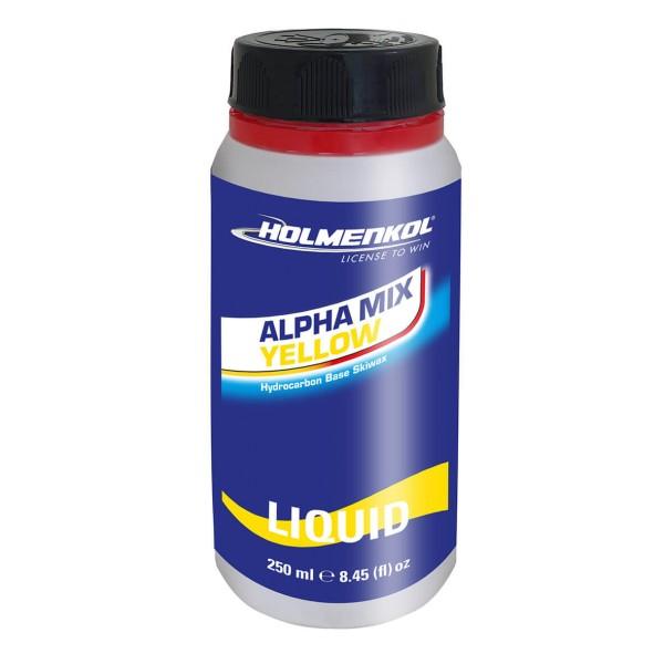 Holmenkol Alphamix gelb liquid 250ml