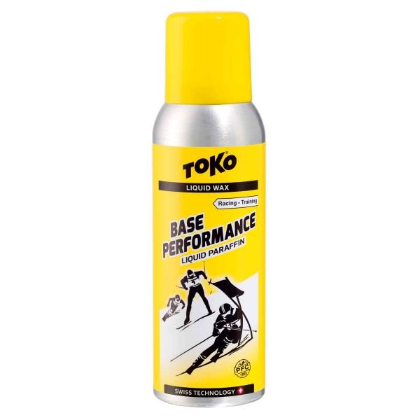 Toko Base Performance Liquid Paraffin gelb 100ml