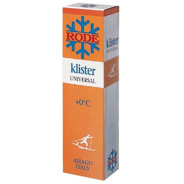 Rode K70 KLISTER UNIVERSAL 0° 60gr Langlauf-Steigwachs