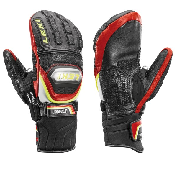 Leki WORLDCUP RACE TI S MITTEN SPEED SYSTEM Ski-Fausthandschuhe
