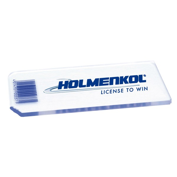 Holmenkol Wachs Abziehklinge PLEXIKLINGE 5mm