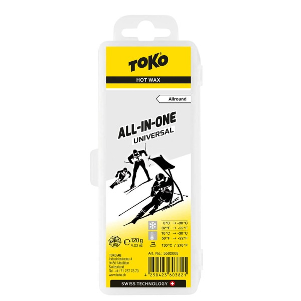 Toko All-In-One Wax Universal 120g