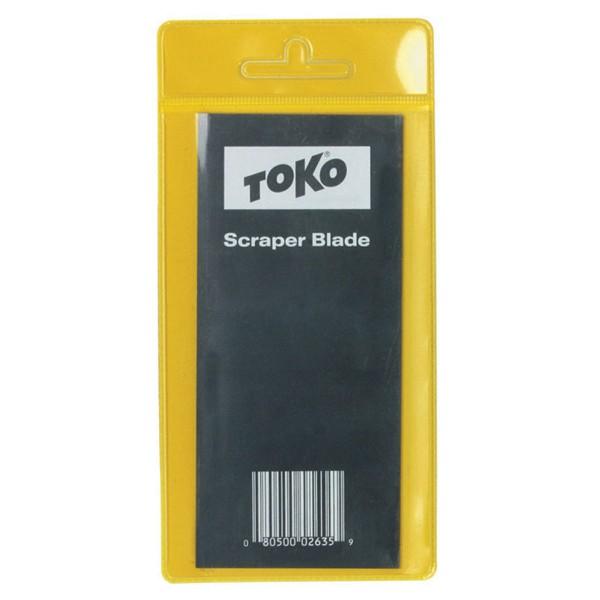 Toko Steel Scraper Blade 125x60x1mm