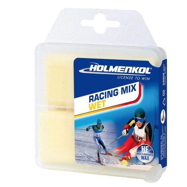 Holmenkol RACING MIX WET 2x35gr Skiwachs Auslaufmodell