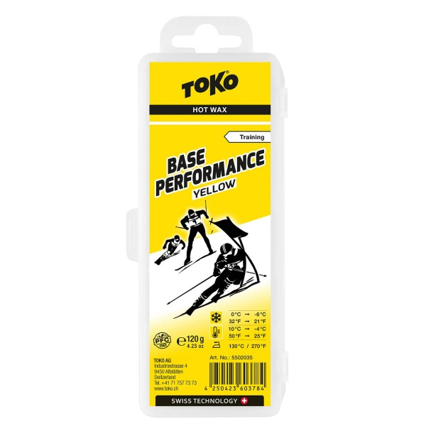 Toko Base Performance gelb 120g