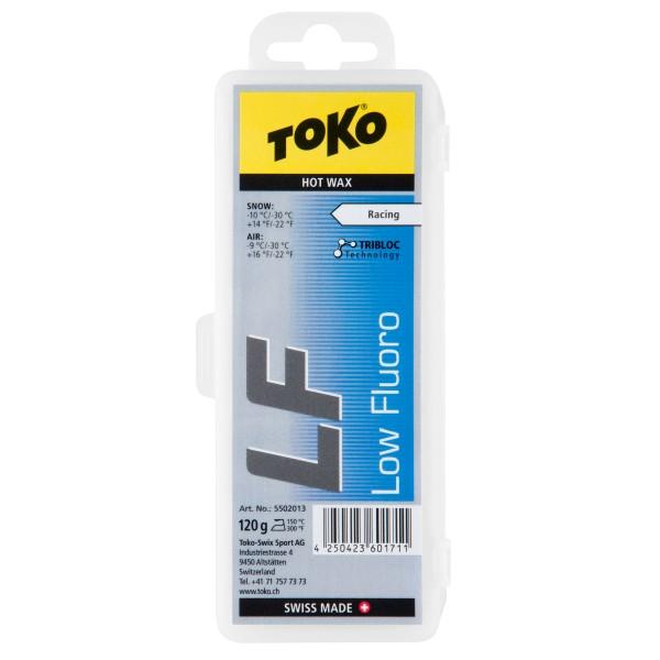 Toko LF Hot Wax blau 120g