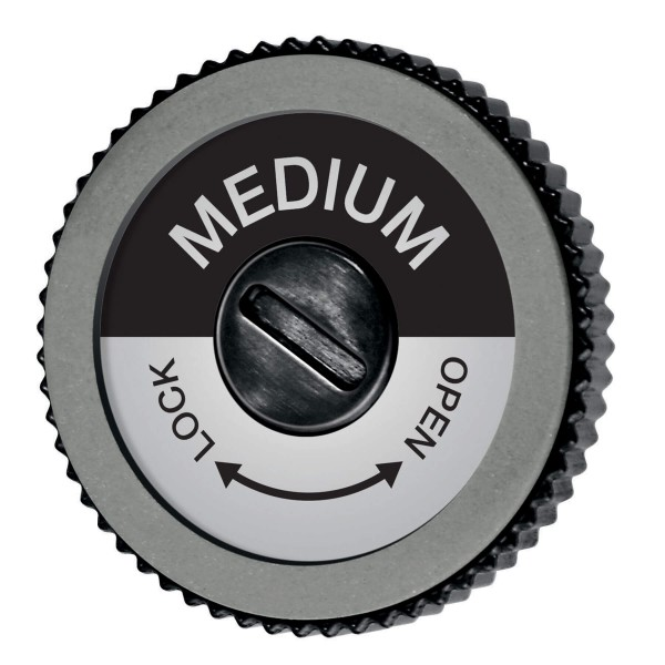 Toko DIAMOND DISC MEDIUM Ersatz-Schleifscheibe mittel